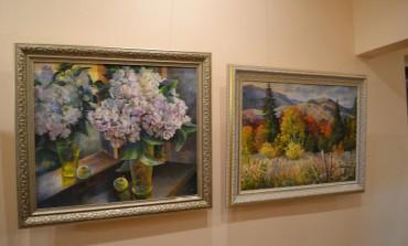 На картинах оживає Україна - у Тернополі відкрили унікальну виставку