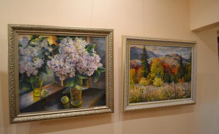 На картинах оживає Україна – у Тернополі відкрили унікальну виставку