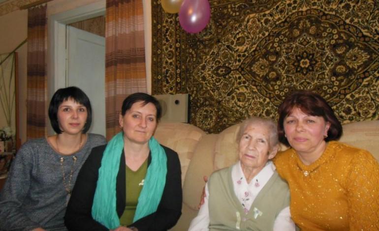 100 років відсвяткувала тернополянка