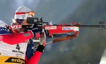 Тернопільська біатлоністка отримала золото на світових змаганнях