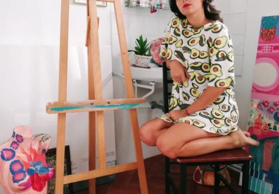 У Тернополі відбудеться показ картин хорватської художниці