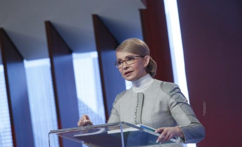 Юлія Тимошенко в другому турі перемагає усіх суперників: результати наймасштабнішого соціологічного дослідження