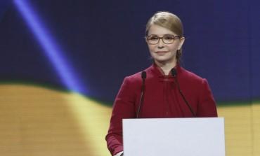 «Вірю в українців, вірю в Україну!».  Ці слова Юлії Тимошенко звучали більш, аніж переконливо