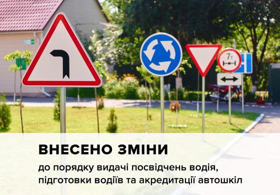 Тернополянам розповіли про зміни у процедурі видачі посвідчення водія