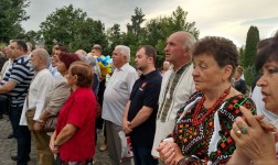 У Тернополі вшанували пам'ять політв'язнів (фото)