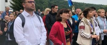 На Тернопільщині відбувається багатотисячна проща (фото)
