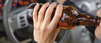 За вихідні на Тернопільщині чотири водії сіли за кермо напідпитку
