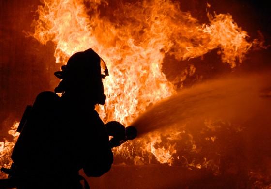 На Тернопільщині сталося дві пожежі зі страшними наслідками