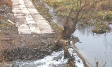 На Тернопільщині через міні-ГЕС гине річка