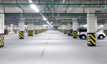 У Тернополі будують багатоповерхову парковку