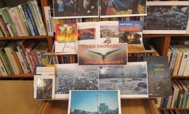 У дитячій бібліотеці виставка з нагоди 150 – річчя  Андрея Шептицького