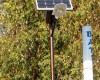 У Тернополі світильники працюють на сонячній енергії