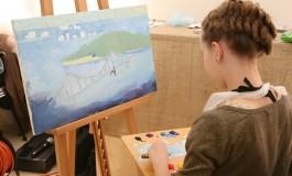Завтра у Тернополі відкриють міжнародну виставку дитячих картин