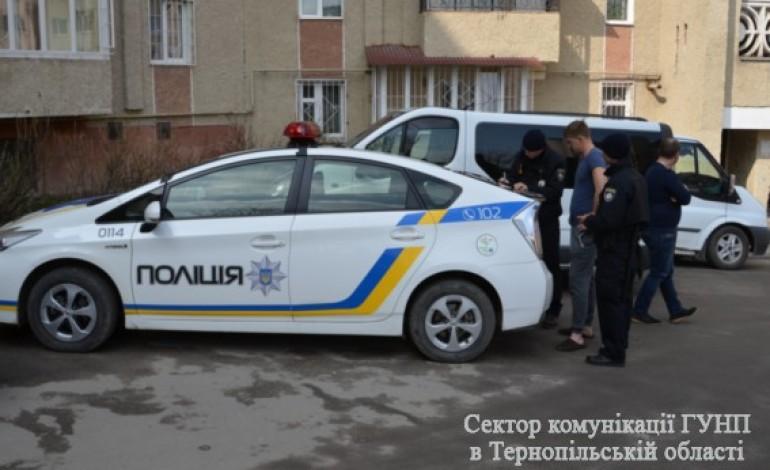 У Тернополі сусід зловив злодія з Грузії