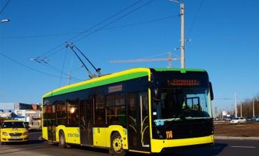 Для Тернополя куплять 10 тролейбусів